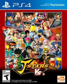 Amazon: J-stars Victory para Playstation 4 a $361