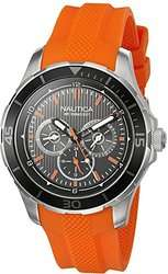 Amazon MX: reloj Nautica de hombre NAD13519G NST (se pagan tarifas de importación) $900