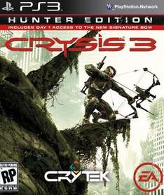 Gamers: Crysis 3 $799, Spec Ops: The Line $299 y más