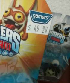 Gamers Retail: Skylanders TrapTeam Minis a $49.90 y Kirby and The rainbow curse para Wii U a $249