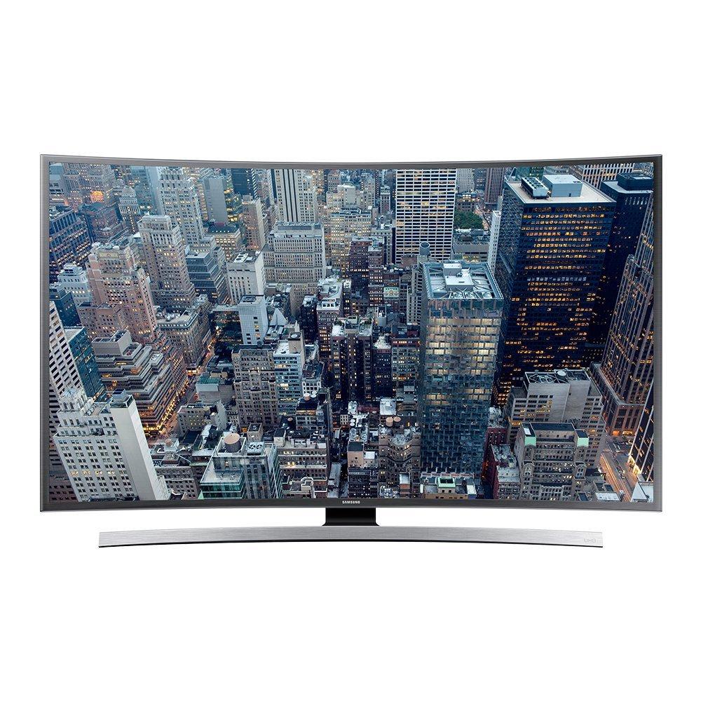 """Amazon MX: Oferta relámpago, Televisor 48"""" Samsung UN48JU6700FXZX Serie 6 Smart TV Curved UHD"""