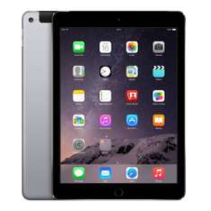 Walmart en línea: iPad Air 2 Wifi + Cell de 16GB Space Gray a $6,999