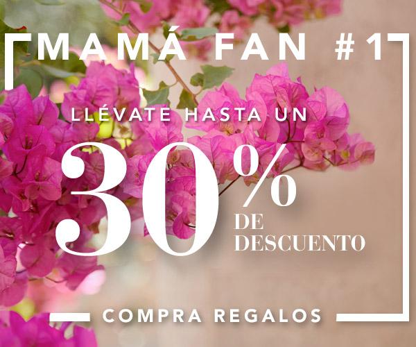 Forever 21: Hasta 30% en artículos seleccionados para Mamá (venta en linea)