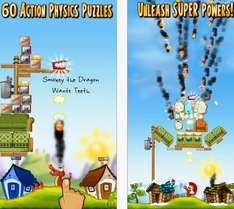 Angry Birds Rio y Super Dragon gratis para iPhone y iPad