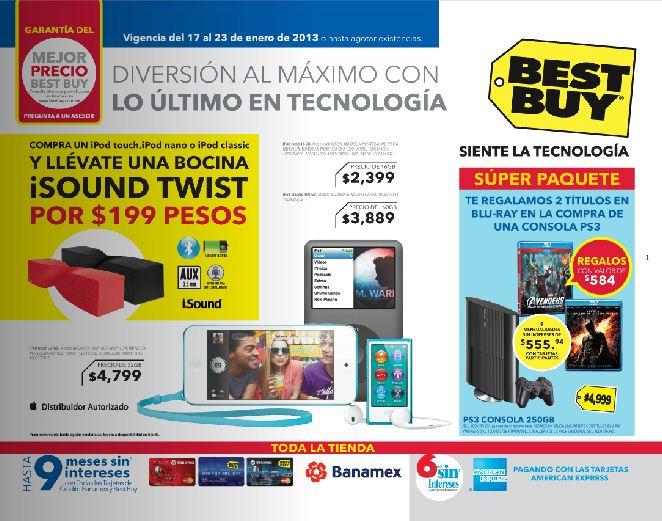 Best Buy: videojuegos a $199, 50% de descuento en cámaras Sony y Fujifilm seleccionadas y +