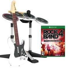 Amazon: Mad Catz Rock Band 4 Band-in-a-Box Software Bundle Xbox One para PS4 mas barato