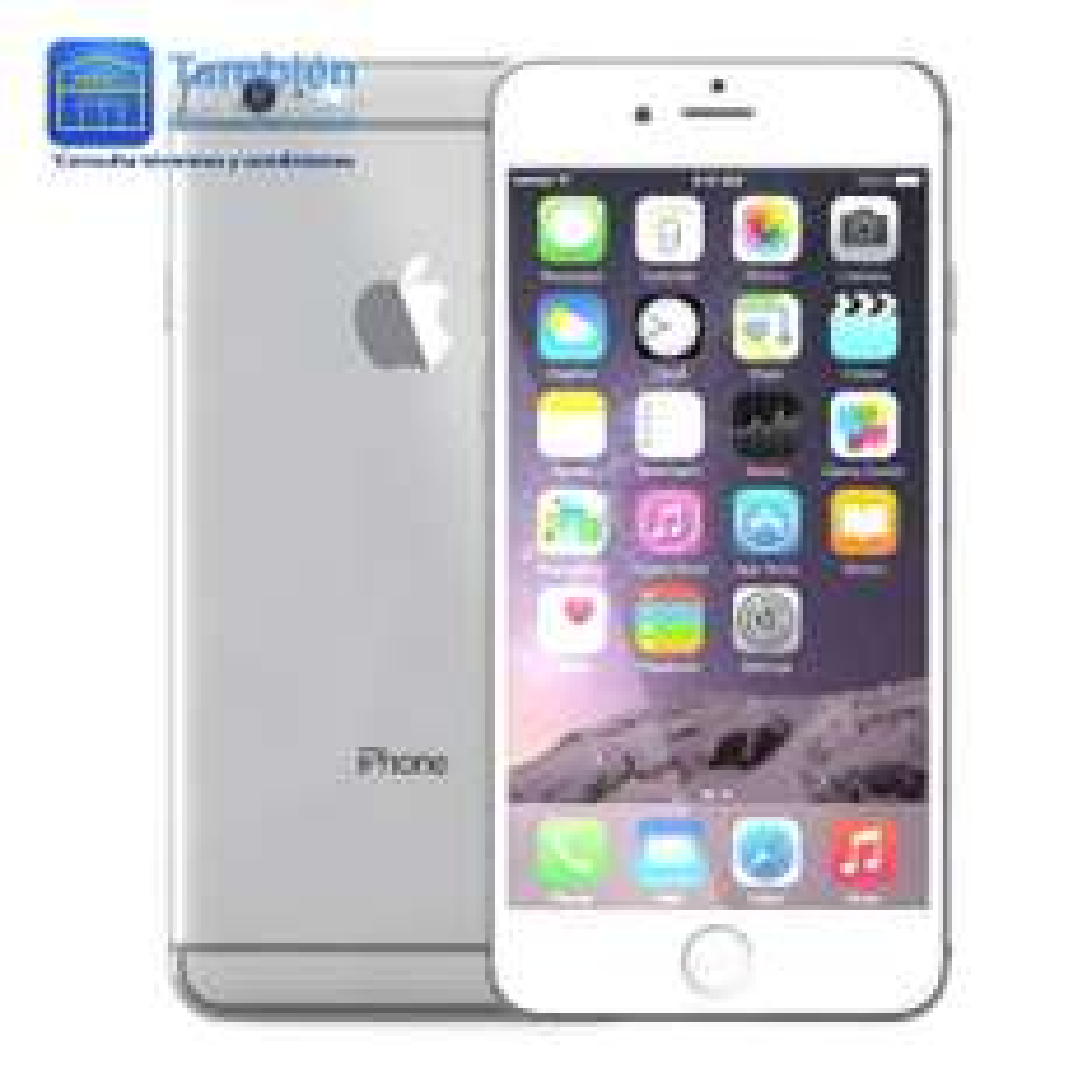 Walmart en línea: iPhone 6 16Gb a $8,999 (Certified Pre-Owned)