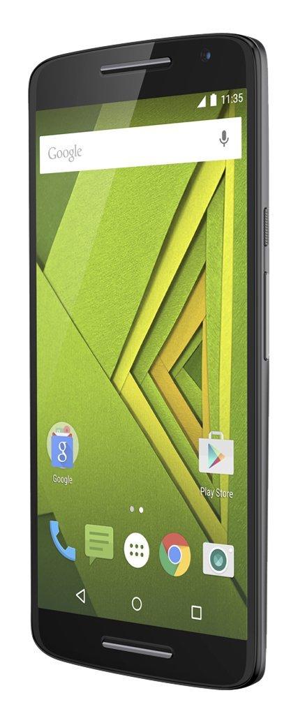 "Amazon: Motorola Smartphone Moto X Play XT1563, 5.5"", 16GB, Color Negro, Lollipop 5.1, Doble Sim Desbloqueado, con Turbocargador"