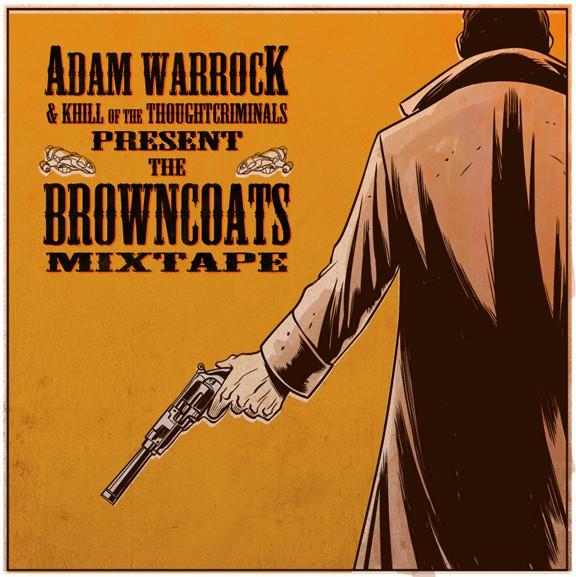 Mixtape de Hip-Hop en Homenaje a JOSH WHEDON'S FIREFLY, como descarga GRATUITA cortesía del artista.
