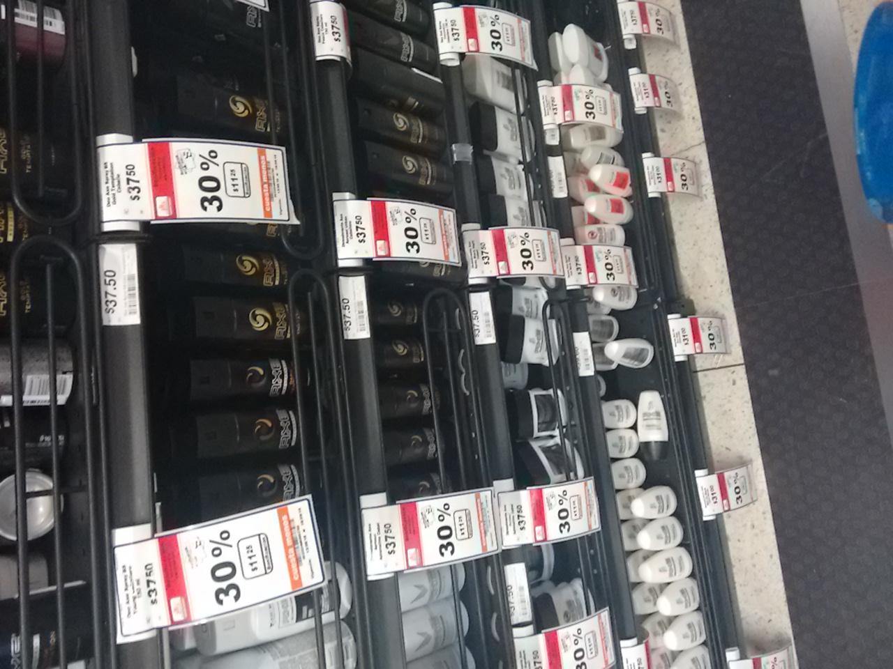Chedraui Oaxaca: 30% descuento en desodorantes