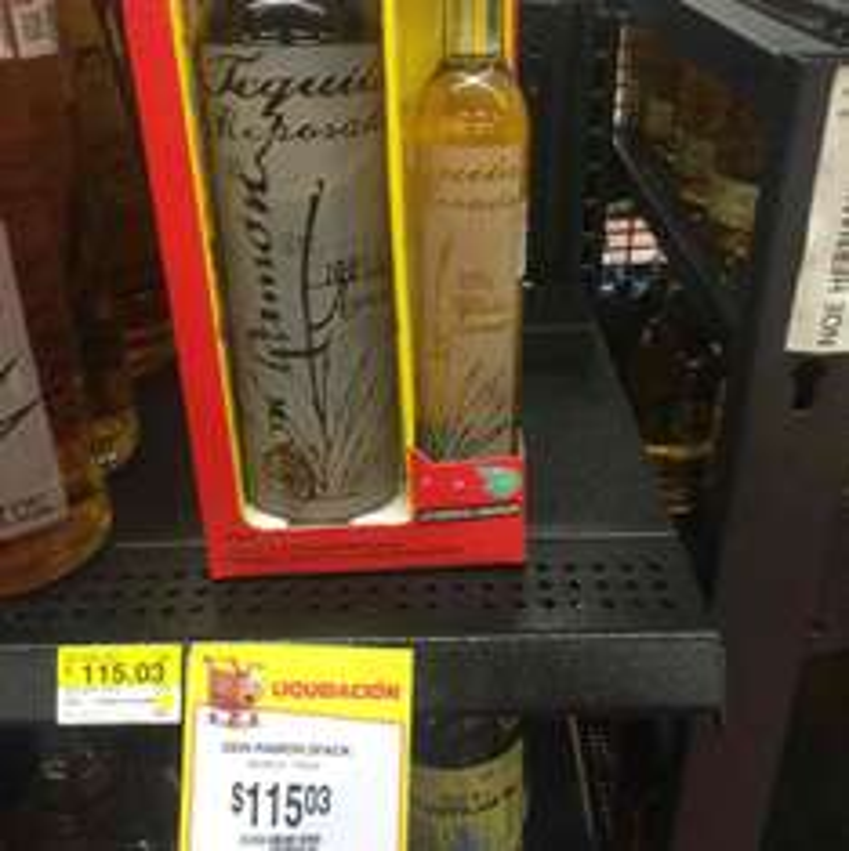 Walmart: Tequila Don Ramón 2 pack 750+200