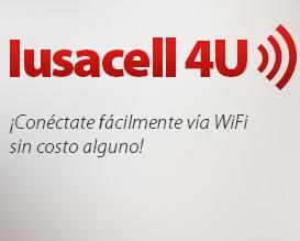 Iusacell: conexión inalámbrica gratis para clientes en lugares públicos