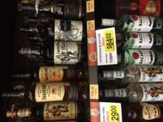 Superama Mty: Captain Morgan Black Spiced RUm 750 mi a $84.02
