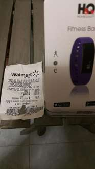 Walmart: Fitness Band a $169.01