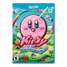 Walmart en línea: Kirby And The Rainbow Curse para Wii U a $399