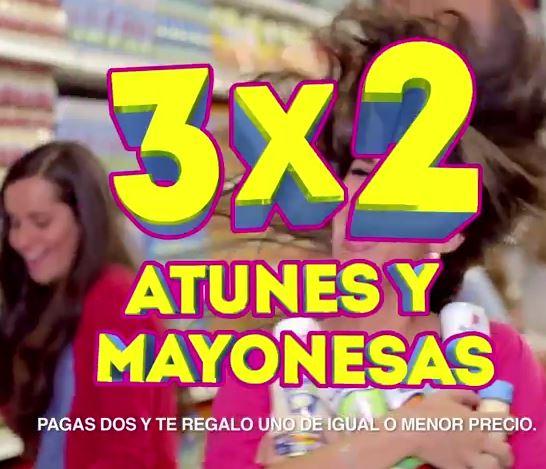 Ofertas de Julio Regalado en La Comer: 3x2 en atunes y mayonesas