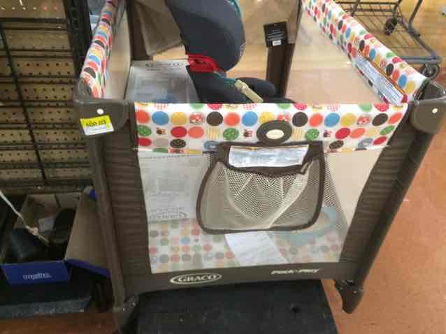 Walmart Nativitas: Corral para bebe a $600.03