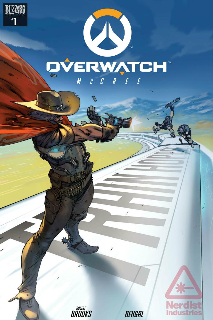 Amazon Kindle: Overwatch Comic 1 gratis