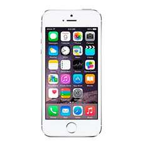 Amazon: Apple iPhone 5s 16GB 4G Plata (Tarjeta SIM sencilla, iOS, NanoSIM, EDGE, GSM, HSDPA, HSPA+, UMTS, LTE)  Vendido por un tercero