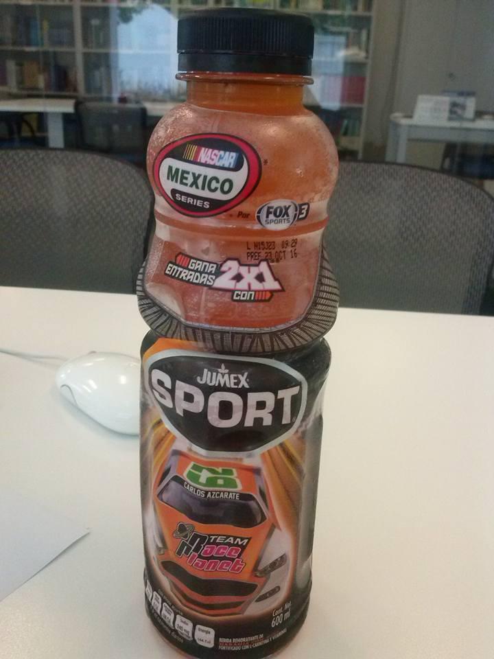 Oxxo: Jumex Sport 600 ml de $14 a $7