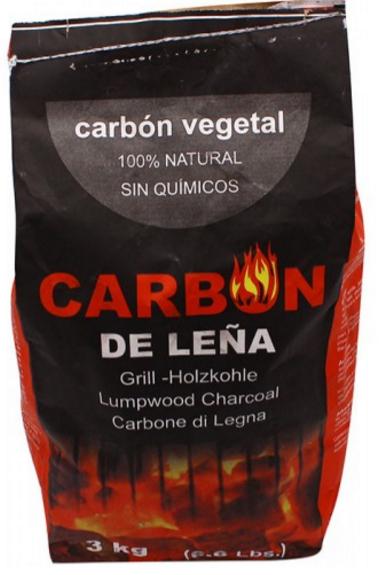 Chedraui Puebla, Cristal: Carbón Vegetal 3KG y Paletas Miguelin