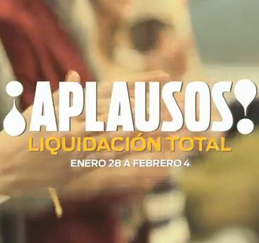 """Rebajas en Palacio de Hierro: """"liquidación total"""" o 20% en cupones o 12 MSI"""