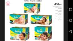 Sam's Club: Pampers Swaddlers a $299