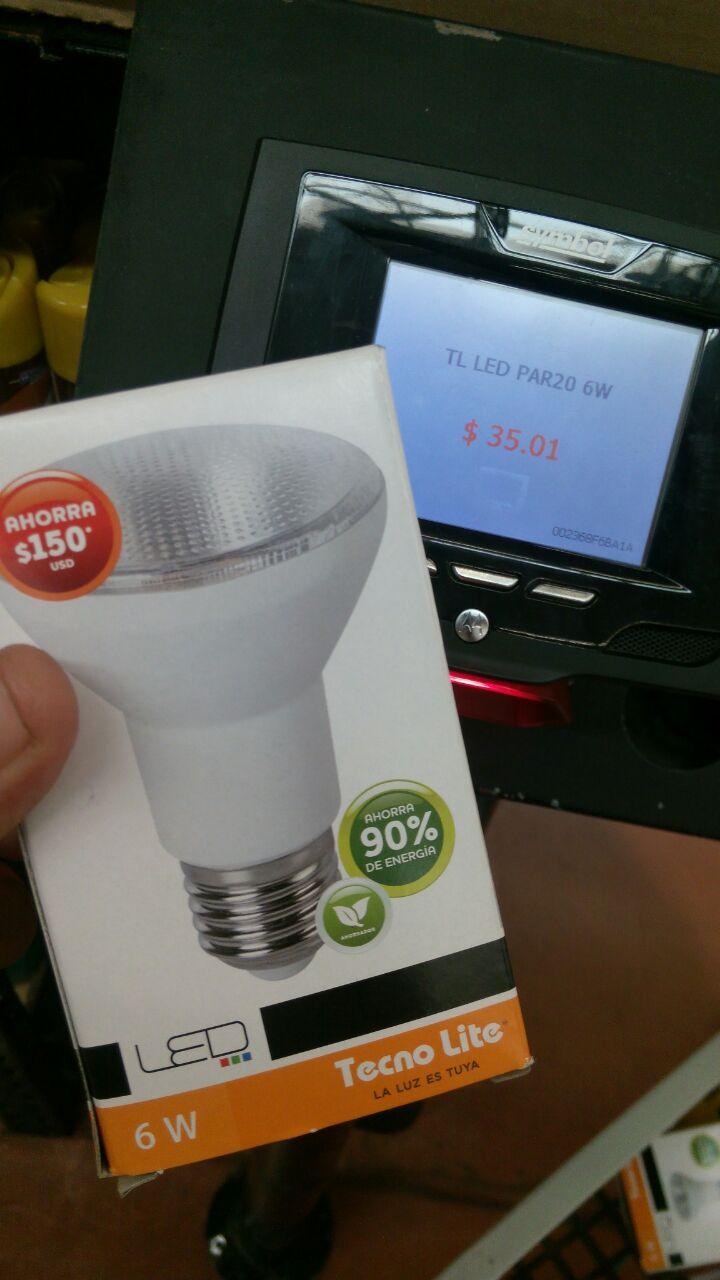 Walmart La Isla, Culiacán: Foco LED TecnoLite a $35.01 y varias cosas Más!..