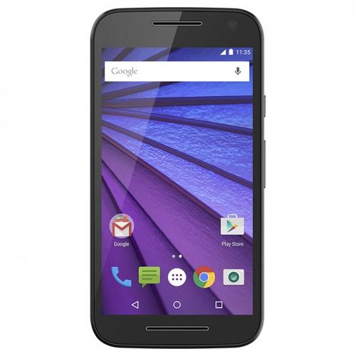 Chedraui en línea Coapa: Smartphone Motorola Moto G3 Negro Unefon a $1,497.50