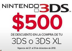 Game Planet: $500 de descuento en consolas PS Vita y Nintendo 3DS