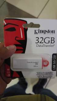 Chedraui Zentralia: USB Kingston 32 y 64 Gb 3.0