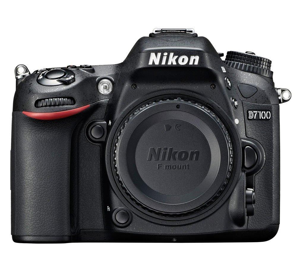 Amazon: Nikon D7100 (Cuerpo) de $12,299