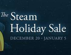 Rebajas Navideñas de Steam: hasta 75% de descuento en juegos para PC