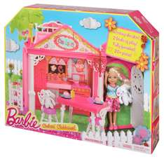 Amazon: Casa de Barbie Chelsea a $249