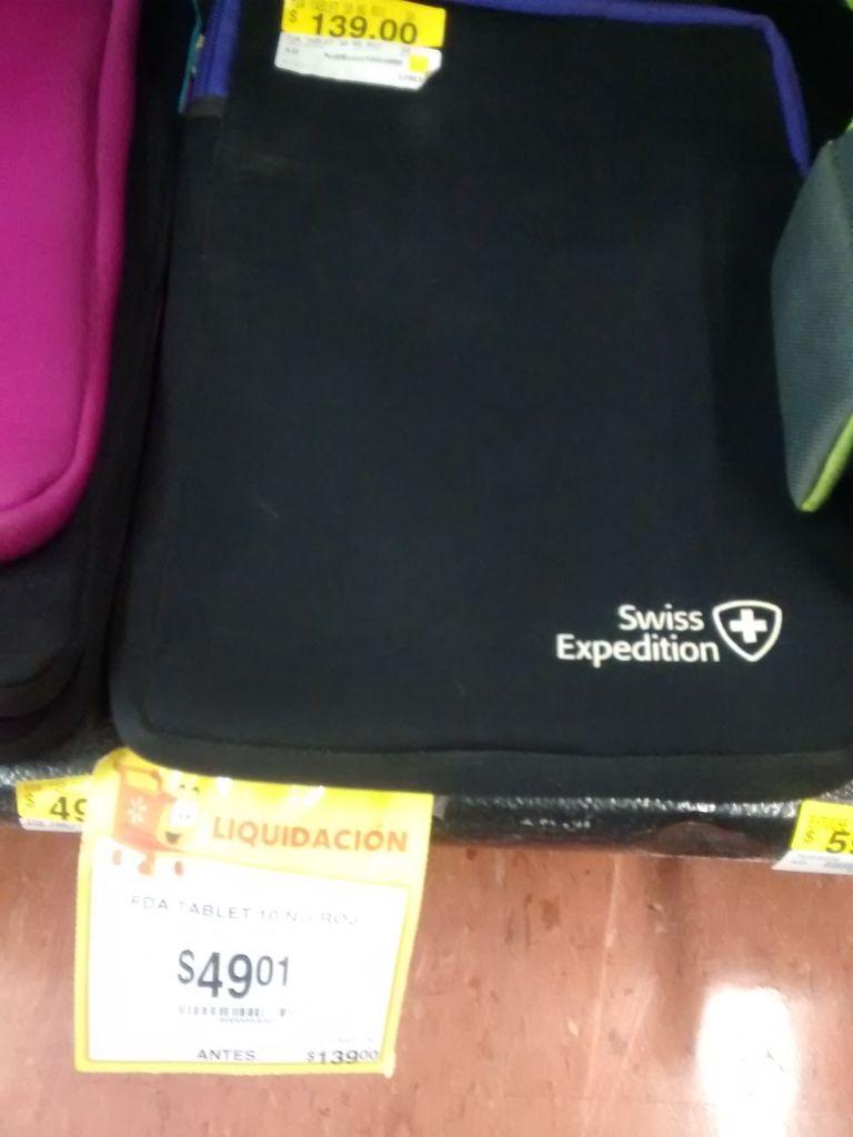 """Walmart Galerías Ags: Funda para Tablet 10"""" de $139 a $49.01 y más..."""