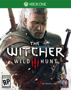 Amazon: The Witcher 3 para Xbox One a $479