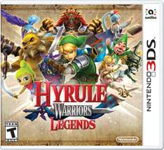 Amazon USA: Hyrule Warriors 3DS $28USD + envío