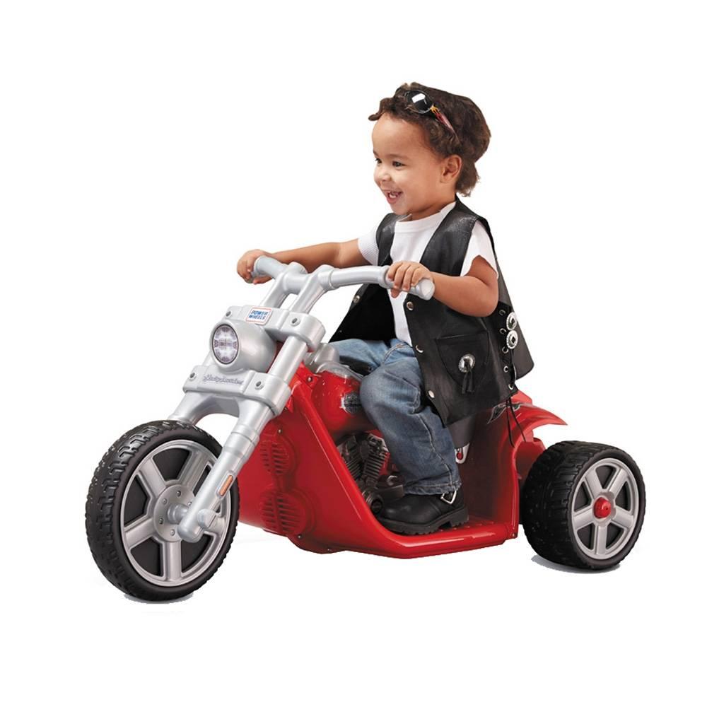 Walmart en línea: Montable Eléctrico - Hot Wheels Harley Rocker Power Wheels a $1,299, rebajado de $2499