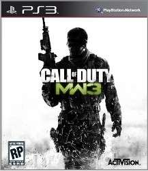 Best Buy en línea: Call of Duty MW3 y Ghost a $99 c/u para Playstation 3