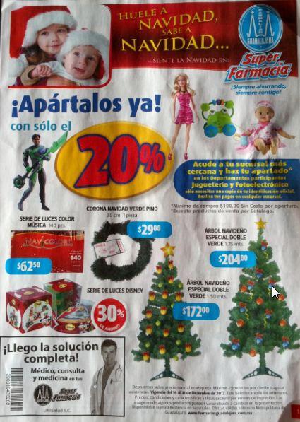 Folleto Farmacias Guadalajara: 3x2 en Speed Stick, Red Bull, pasta La Moderna, cepillos Colgate y +