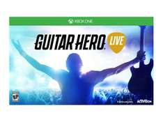 Liverpool: Guitar Hero Live para Xbox One o Wii U a $959
