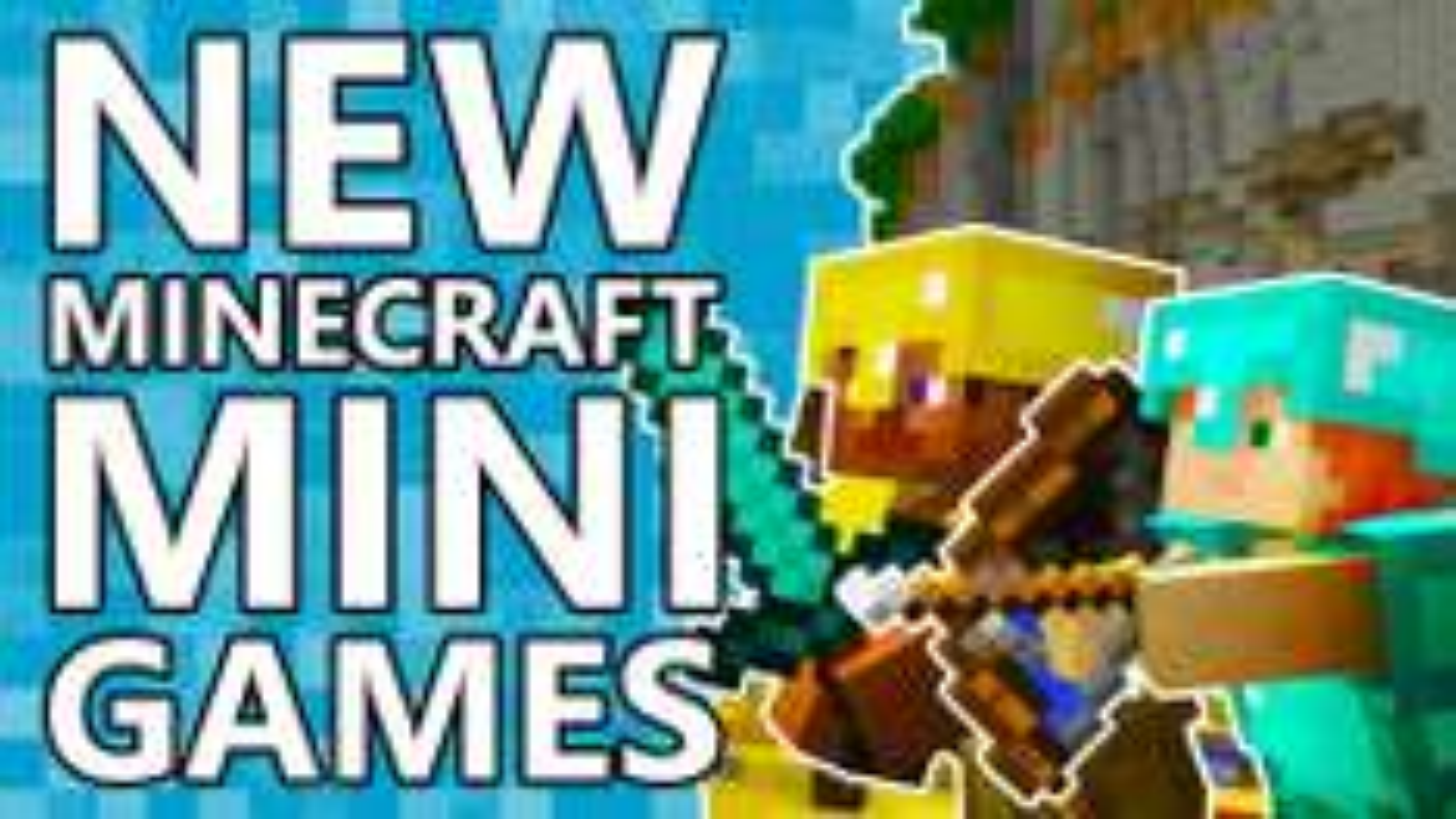 Minecraft Xbox, Play y Wii u, Minijuegos Gratis A Partir De Junio