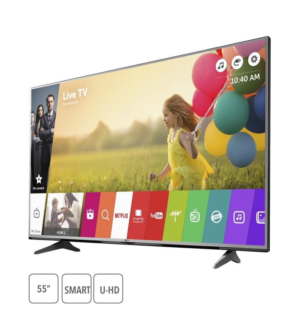 "Best Buy en línea: LG - Pantalla de 55"" - 3840p - Smart TV"