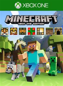Xbox One Gold: Paquete de Minecraft + 7 Packs En Descuento