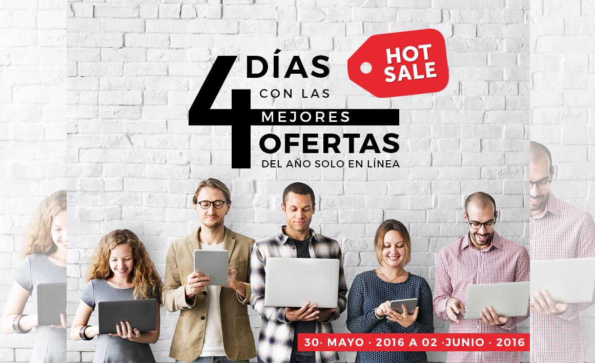 Promociones del Hot Sale 2016 en Gaudena: 15% en monedero, envío gratis en toda la tienda y más