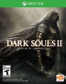 Amazon: Dark Souls II: Scholar of the First Sin para Xbox One a $279