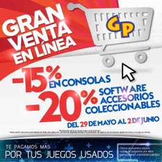 Hot Sale en Game Planet