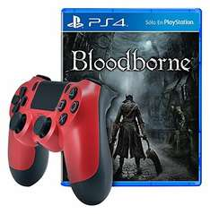 Hot Sale Amazon: Control magma + Bloodborne $1,346 ($1,121 con Banamex a 18 MSI)