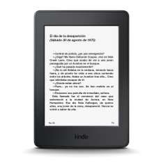 Ofertas de Hot Sale en Amazon: Kindle Paperwhite $1,666 con Banamex (17% con cualquier medio de pago)
