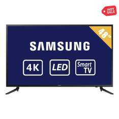 Hot Sale Walmart: TV Samsung 48 Pulgadas 4K Ultra HD Smart TV LED a $10,999 o menos